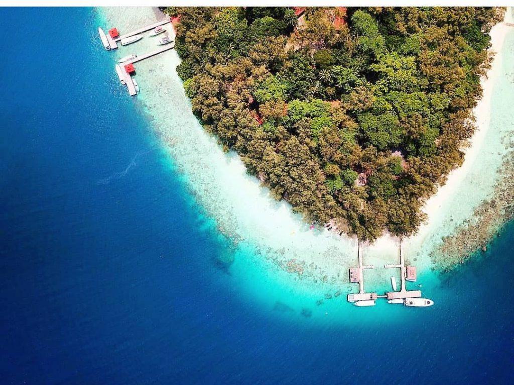 pulau sepa harapan, kepulauan seribu