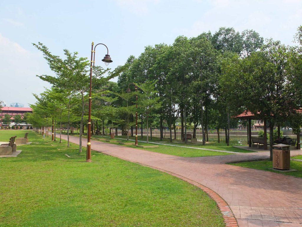 Taman Tasik malaysia