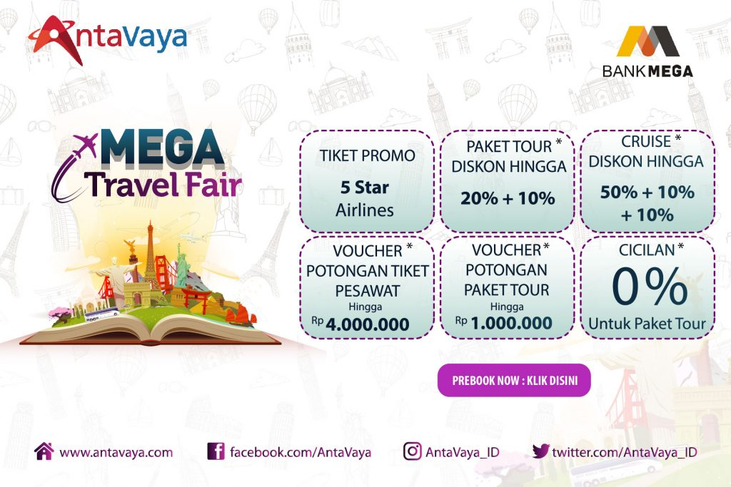 mega travel fair 2018