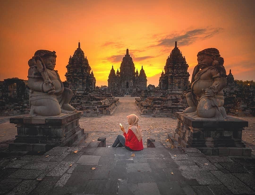 8 Spot Terbaik Melihat Sunrise Di Yogyakarta