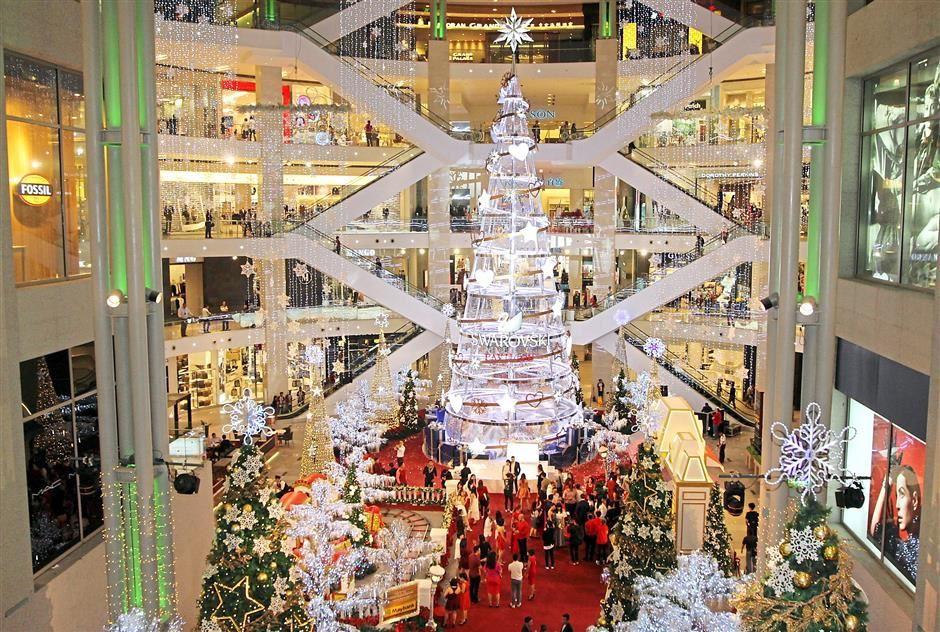 liburan natal asia tenggara
