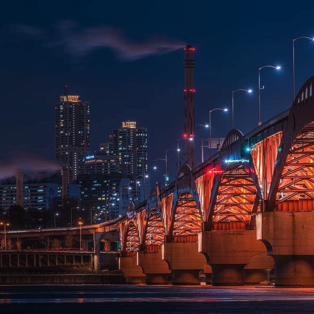 Banpo Bridge Sumber Instagram instamaster_korea-min