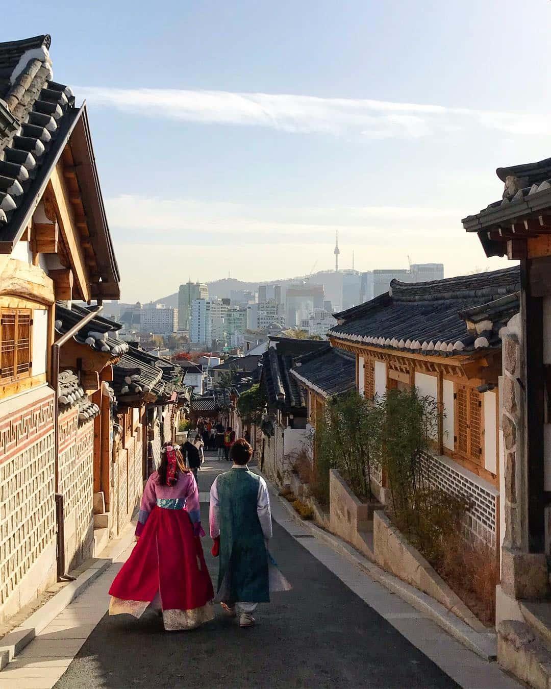 Bukchon Hanok Village Sumber Instagram liltsuji-min