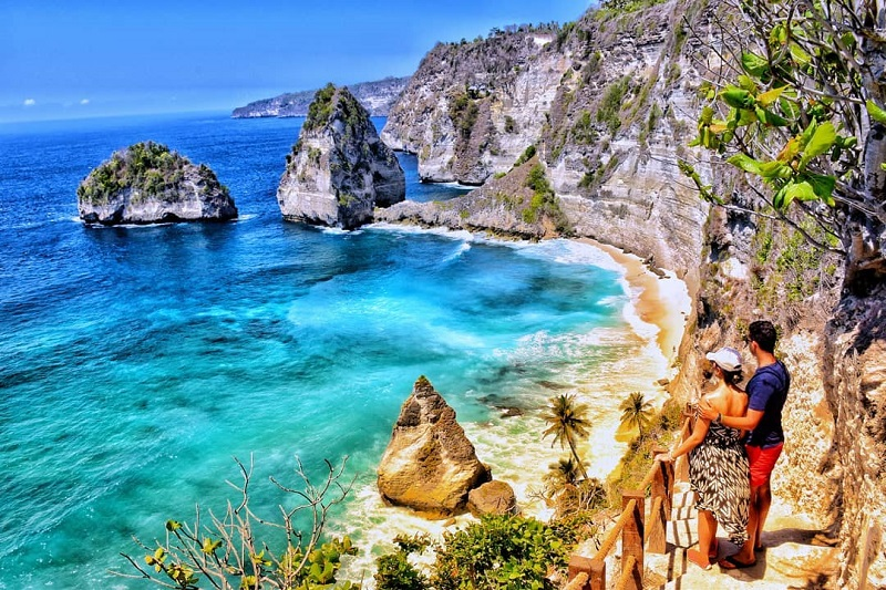 Pantai Atuh Bali by Instagram.com/alouimahdi