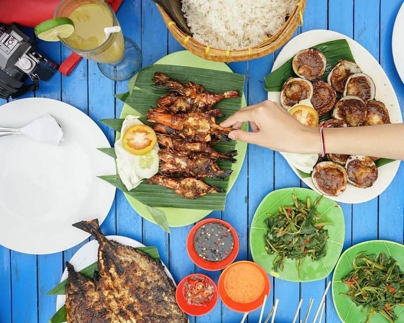 Wisata Kuliner Legendaris Bali Sumber Instagram tebacafe.jimbaran-min
