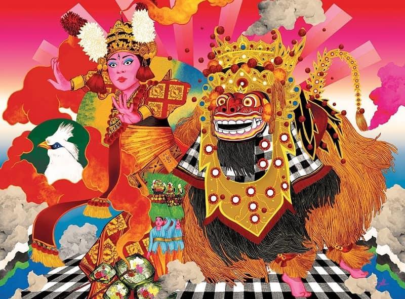Wisata Populer Bali Sumber Instagram ykhaamelz