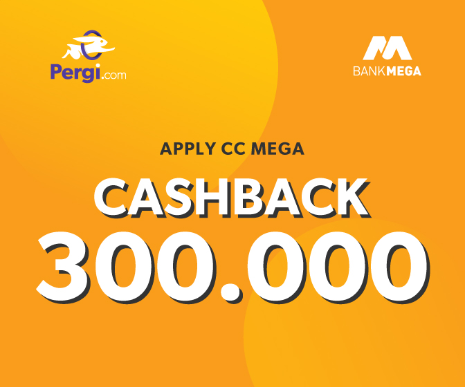 cash back kartu mega