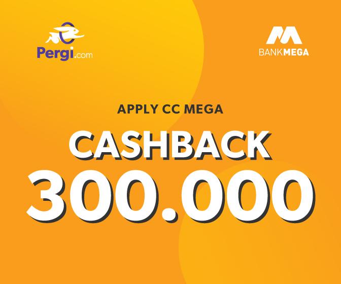 cash back kartu mega