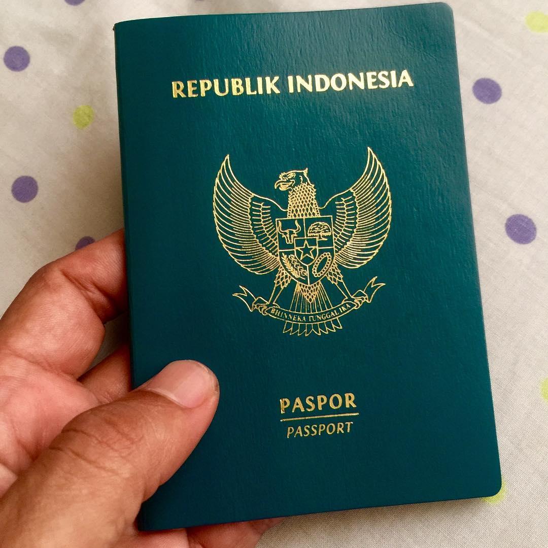 Cara Mudah Membuat Paspor Online Sumber Instagram robertsinaga7