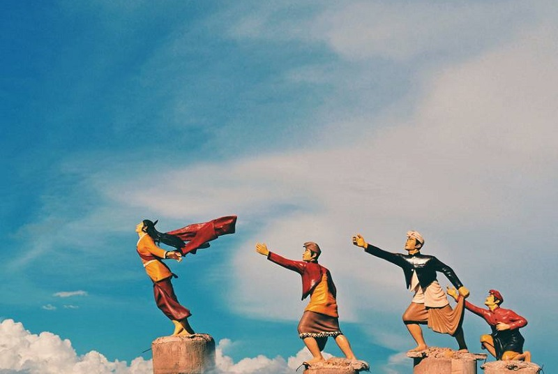 Festival Bau Nyale Lombok Sumber Instagram dediclassic