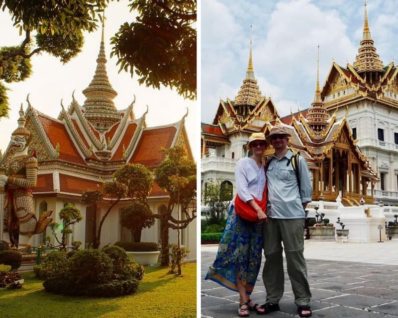 Tempat Wisata Bangkok Thailand Royal Grand Palace Sumber Instagram trip_with_ciechanka dan andreavigoros-min