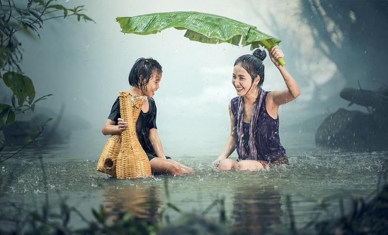 Tips Liburan Musim Hujan Sumber Pixabay 1