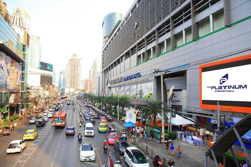 Wisata Belanja Bangkok Favorit