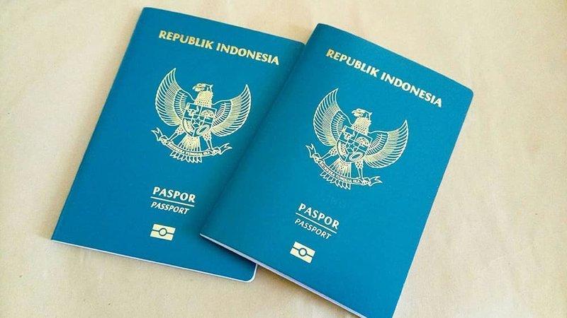 Cara Membuat dan Keuntungan Memiliki E-paspor Indonesia Sumber Instagram alkamil_mks_surabaya
