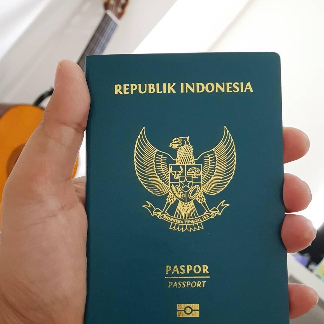 Cara Membuat dan Keuntungan Memiliki E-paspor Indonesia Sumber Instagram ronnypanjaitan