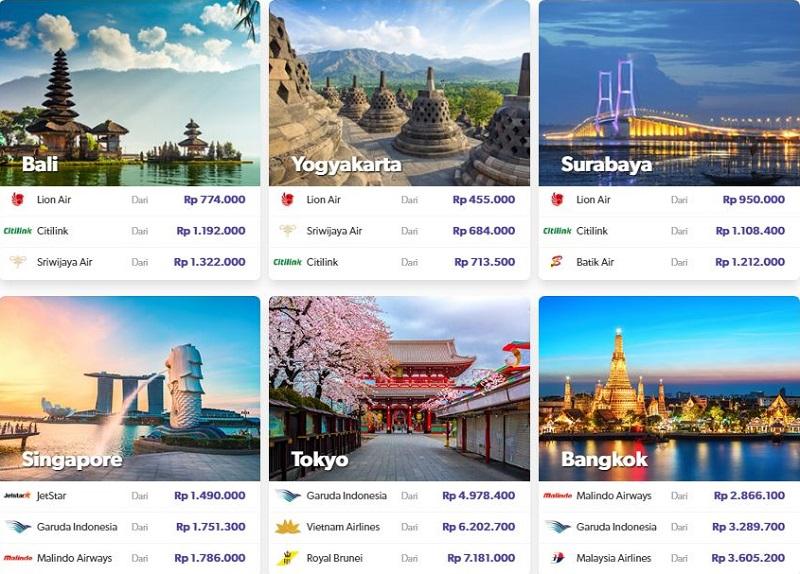 Beli Tiket Pesawat di Pergi.com