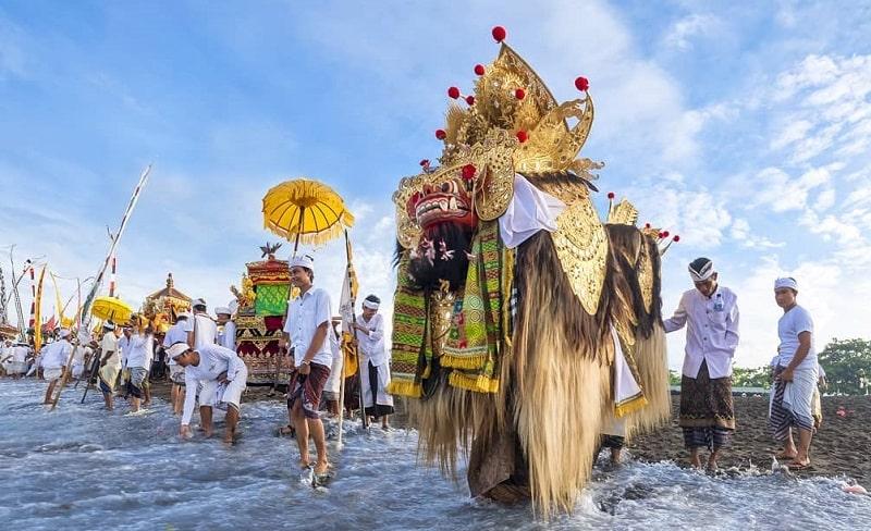 Liburan Nyepi di Bali Sumber Instagram michelltjia_liebing