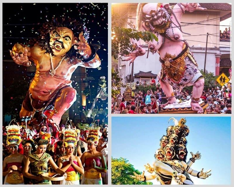 Liburan Nyepi di Bali