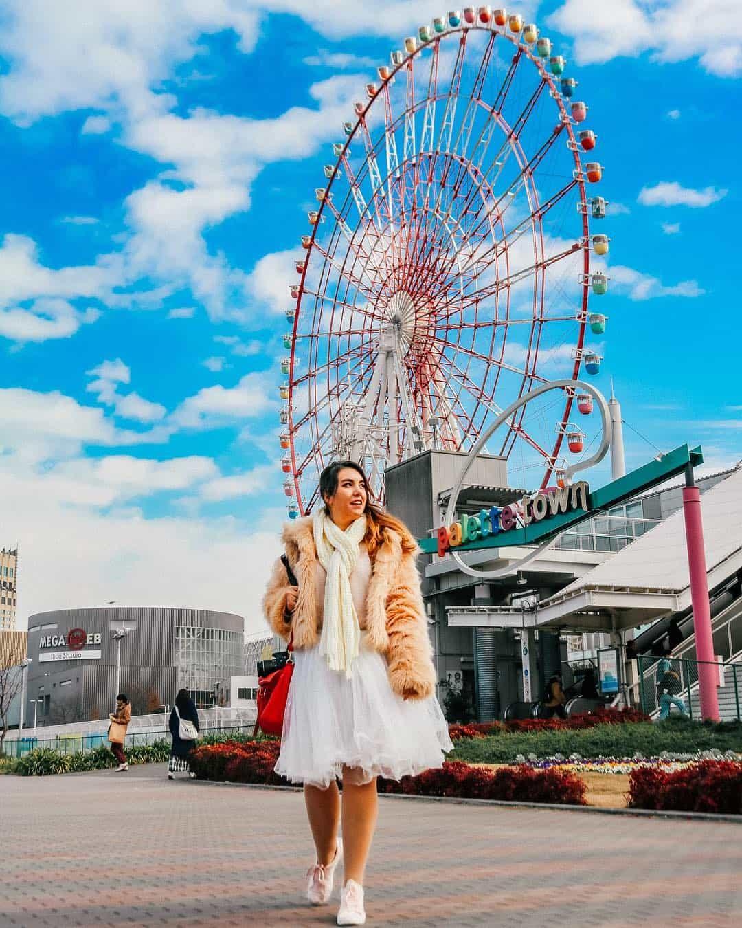 Spot Instagramable di Tokyo Buat Foto ala Selebgram