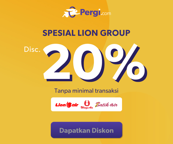 promo lion air