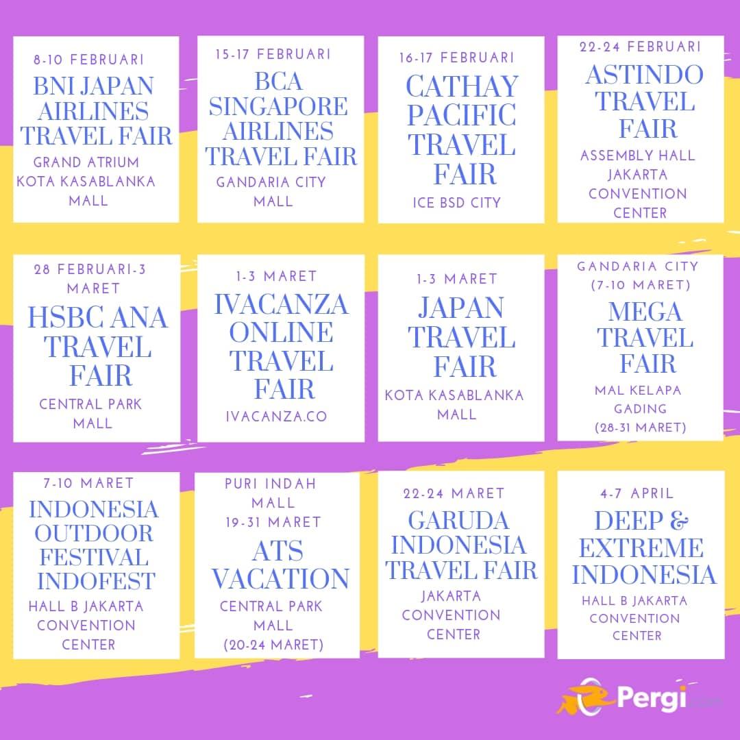 Travel Fair Jakarta