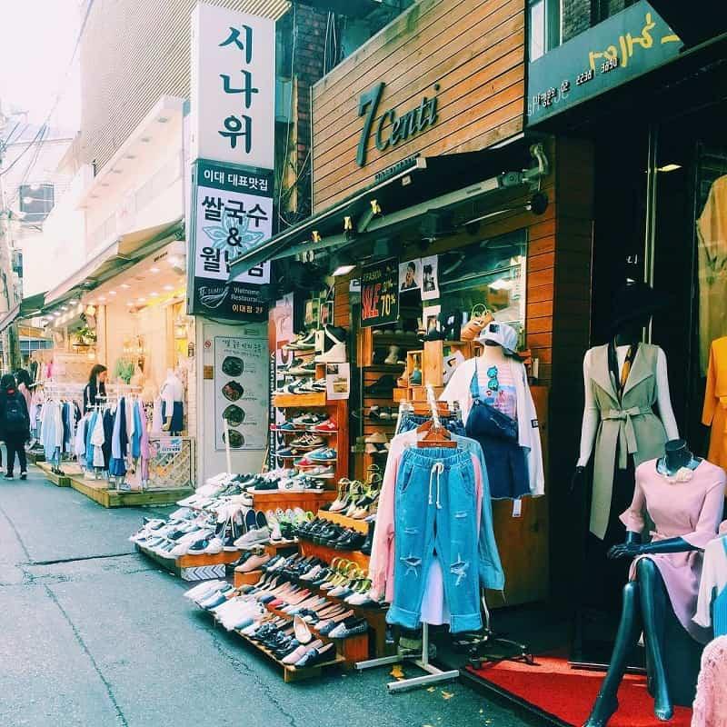 Tempat Belanja Murah Seoul yang Wajib Dikunjungi