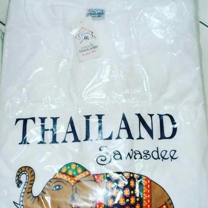 Suvenir & Oleh-Oleh Khas Bangkok Thailand