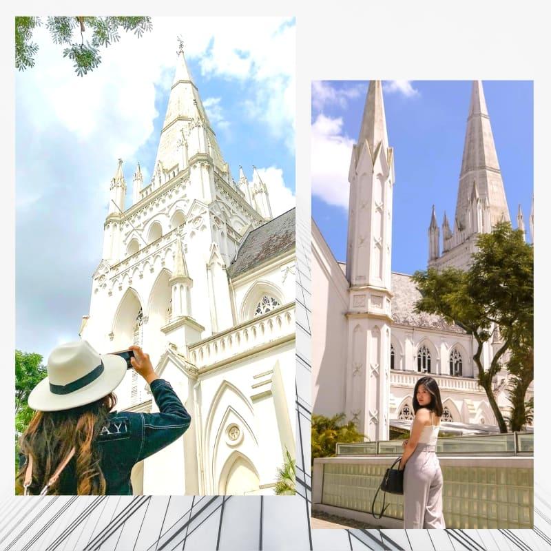 Tempat Wisata di Singapura Paling Instagramable