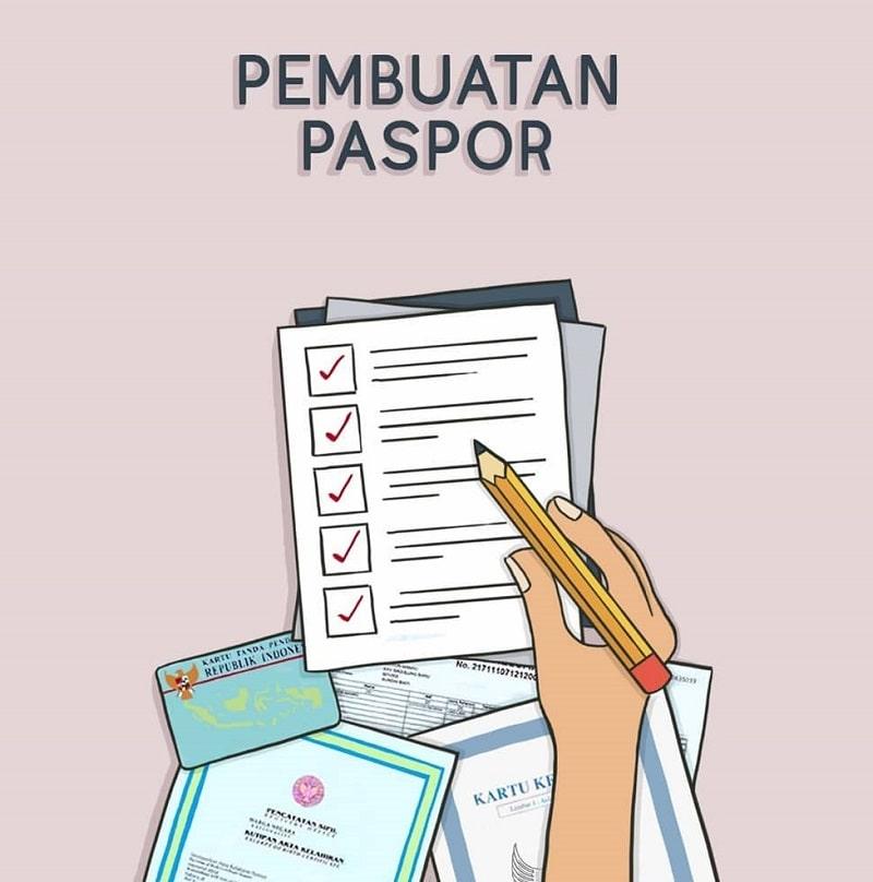 Cara Mengurus Paspor Beda Domisili