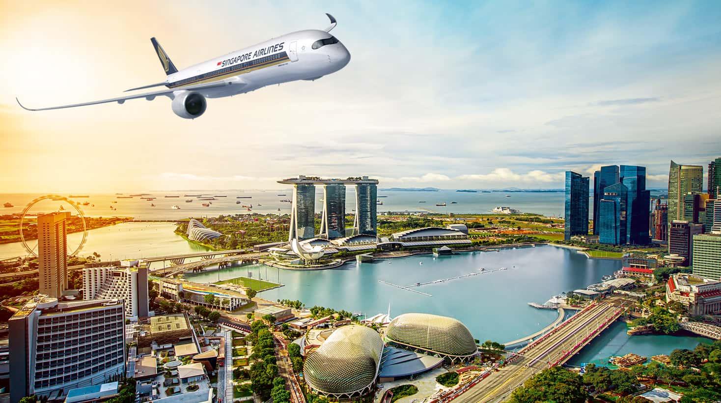 Tiket Promo Singapore Airlines 2019 Terbaru Pergi Com