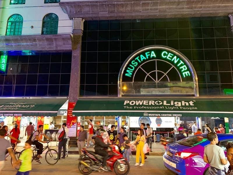 Tempat Belanja Murah Singapura