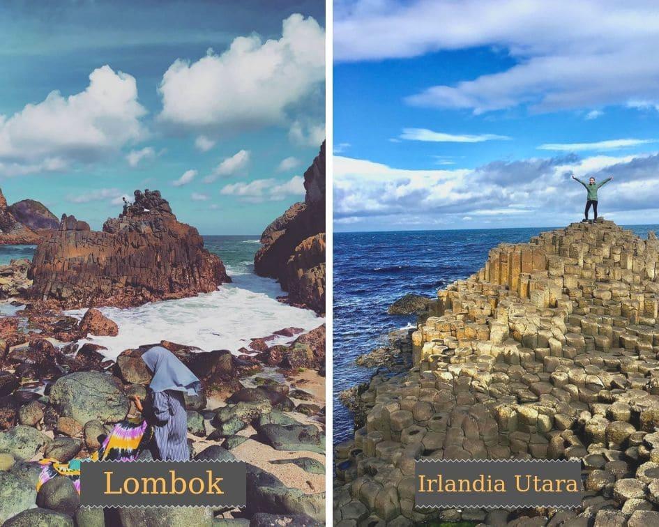 Spot Destinasi Indonesia Mirip Luar Negeri
