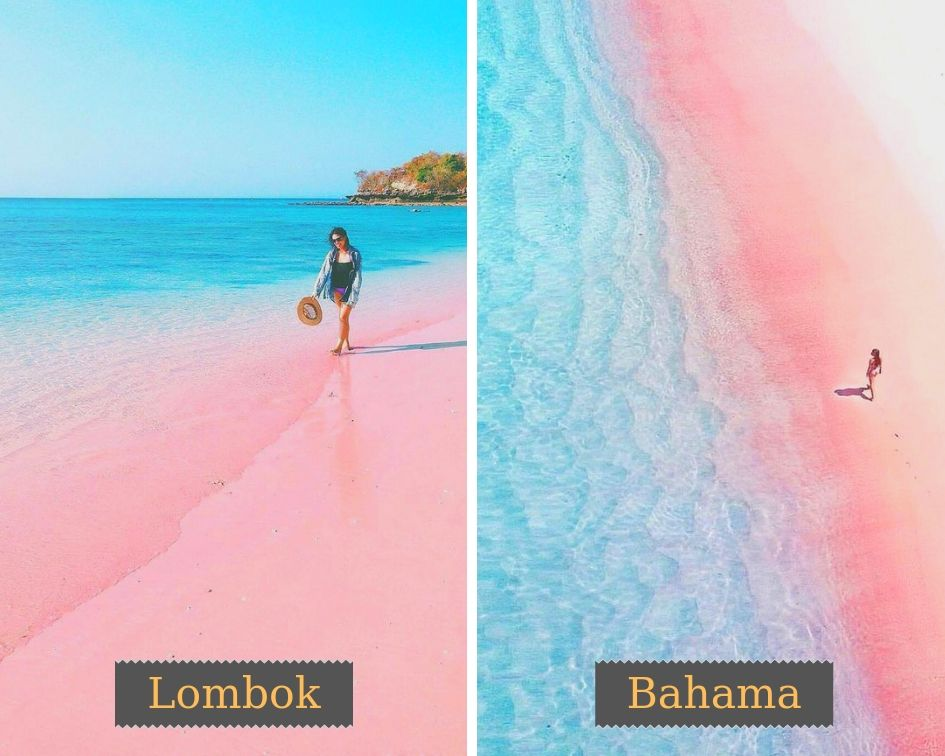 Tempat Wisata Mirip Luar Negeri di Indonesia